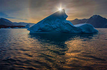Greenland Photography Workshop in Scoresbysund Greenland with John Paul Caponigro and Seth Resnick Sept 14-25, 2019