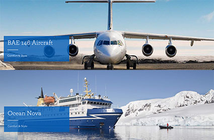 Fly to Antarctica Avoid the Drake